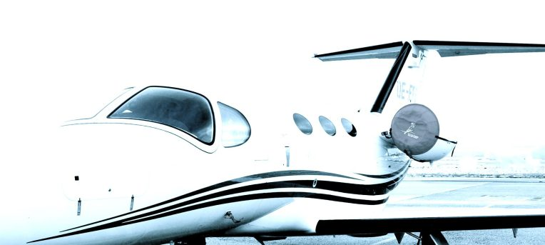 """""""Business Jet Shuttle"""", Client: Anschi Machatschkala, Location: Barcelona"""