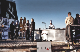 """Alpine- Product Presentation"" Client: ELRO Switzerland, Location: Hauser Kaibling"
