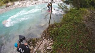 """Event- Filming"", Andreas Maxones, Location: Socca, Slovenia"