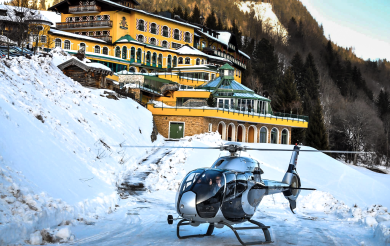 """Heliskiing"" - Client: Special Booking, Location: Pichlmayergut"