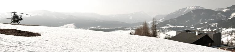 """VIP Alpine Heli Transfer"", Special Booking, Location: Salzkammergut"
