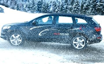 """Snow Drift Adventure"", Client: Austria Tabak, Location: Riesneralm"