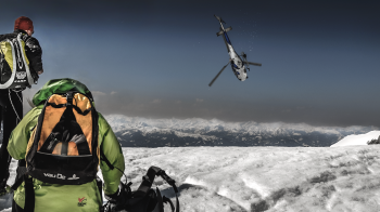 """Heliskiing- & Boarding"" - Client: Individual Booking, Location: Austria, Switzerland"