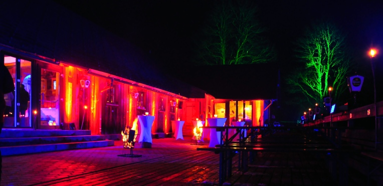 """Fire and Ice Show"", Client: Eli Lilly, Location: Pfannerhütte Tauplitz"