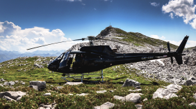 """Helikopter Alpine Flightseeing"" Client: Special Booking, Teamfun, Location: Grimmig Styria"