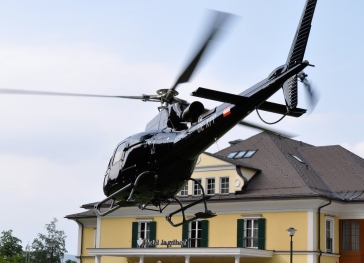 """Wedding Flight"" Client: Hotel Schloss Fuschl, Location: Fuschl"