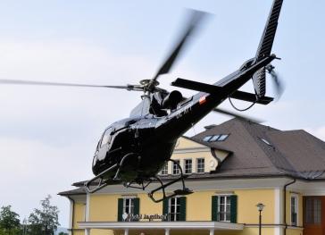 """""""Wedding Flight"""" Client: Hotel Schloss Fuschl, Location: Fuschl"""
