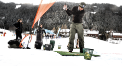 """Winter Games - Team Fun"", Client: Bezirksblätter, Location: Riesneralm"