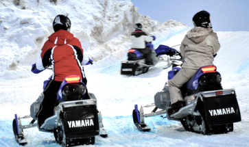 """Skidoo Challange"", Client: Canon East Location: Hauser Kaibling"
