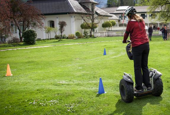 """Olympic Games"", Client: Kuoni/Tupperware, Location: Hotel Schloss Pichlarn, Hotel Schloss Fuschl, Pichlmayergut"