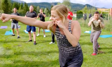 """Team Event"", Client: Vodafon, Location: Aldiana, Bad Mitterndorf"