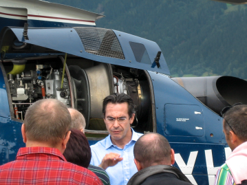 """Agusta A109 Presentation"",Special Booking, Location: Hotel Schloss Pichlarn"