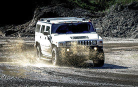 """Hummer Adventure"", Client: GEO Events Location: Kitzbühel"