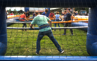 """XXL Wuzler (Soccer) Challenge"", Client: Cops, Location: Admont"