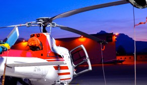 """VIP Heli Transfer"", Special Booking, Location: Airport Salzburg"